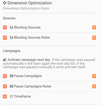 Landingtrack OPtimization rules slideout.png