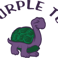 The Purple Turtle