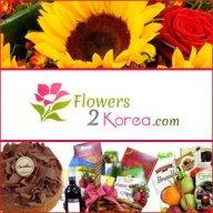 Flowers2Korea